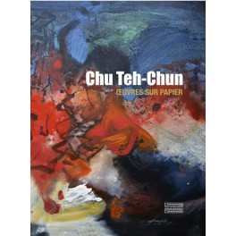 Chu Teh-Chun, œuvres sur papier