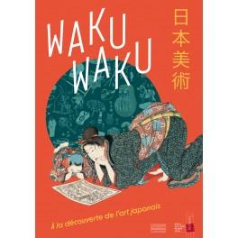 WAKU WAKU à la découverte de l'art japonais
