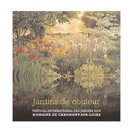 Festivals international des jardins  (2009) Jardibs de couleur